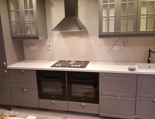 Modern Form Kitchens First Post and Fitted kitchen
