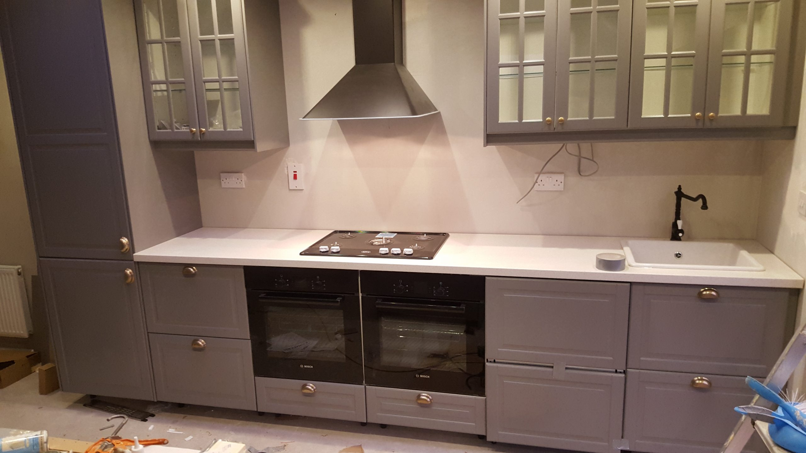 fitted kitchen walkinstown
