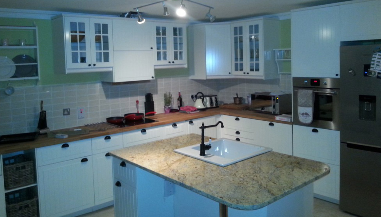 modern form kitchen renovations dublin