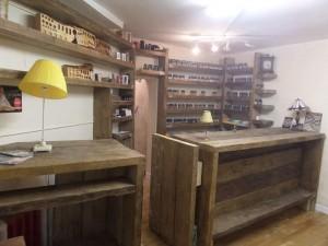 scaffold furniture temple bar dublin