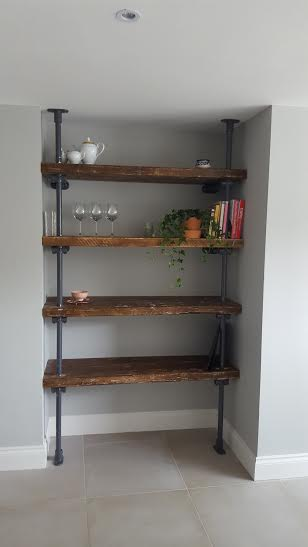scaffold shelves