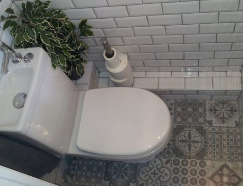 Understairs Toilet Idea Stillorgan Dublin