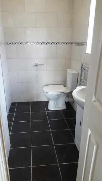 greystones bathroom renovation