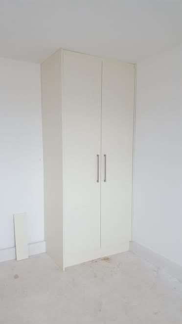 fitted wardrobe dublin