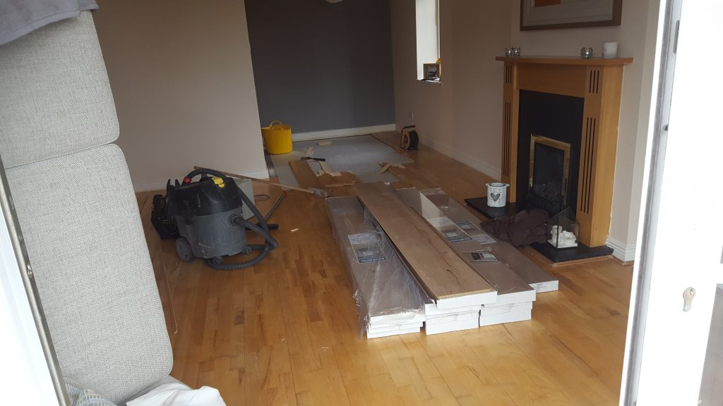 New floor dublin