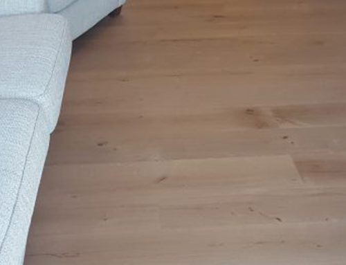 Linen Oak Wide Plank Floor