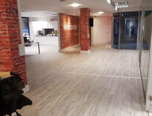 Office Laminate Flooring Dublin
