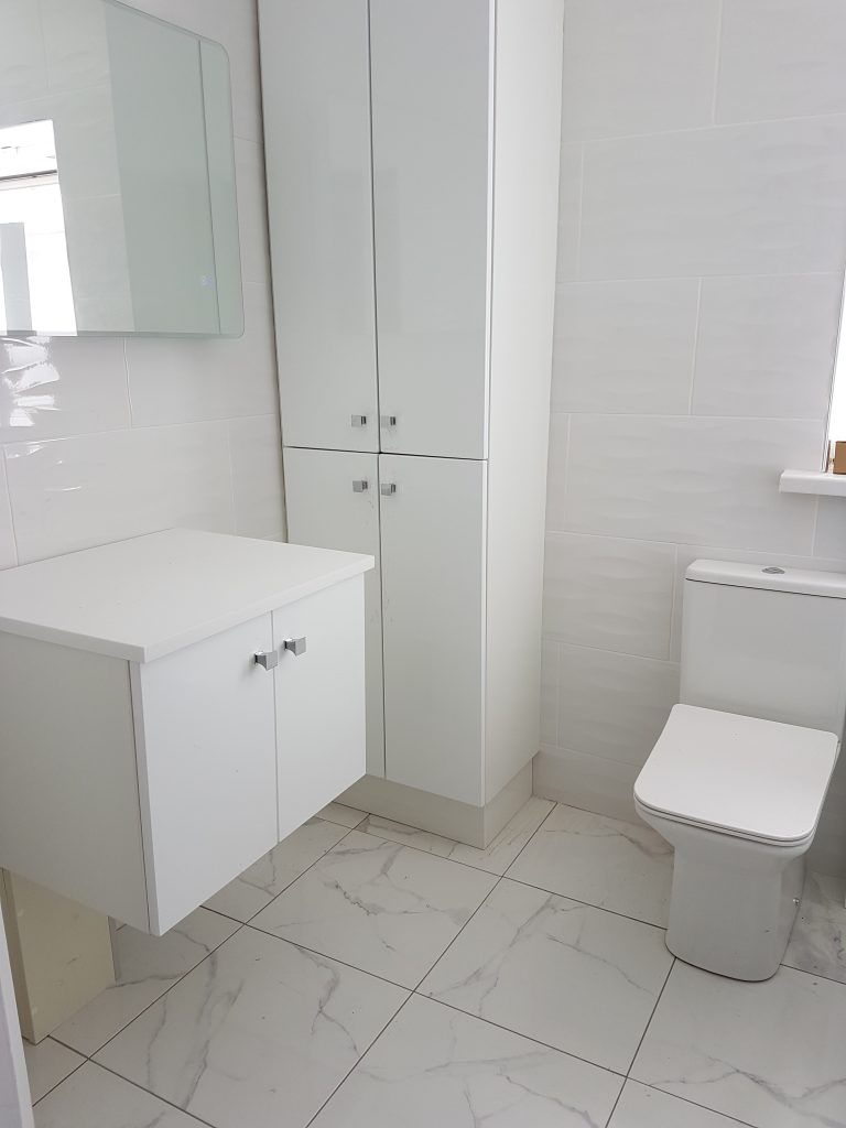 bathroom renovation bray