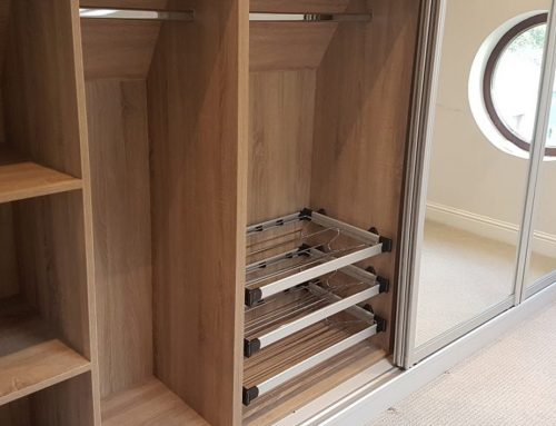 Wardrobes Fitted By MFK Slide Robes Dublin