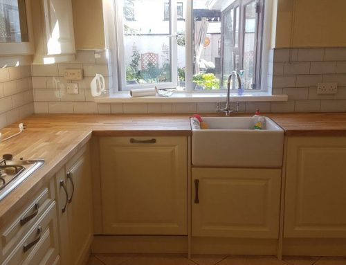 Vanilla Doors Solid Oak Worktop