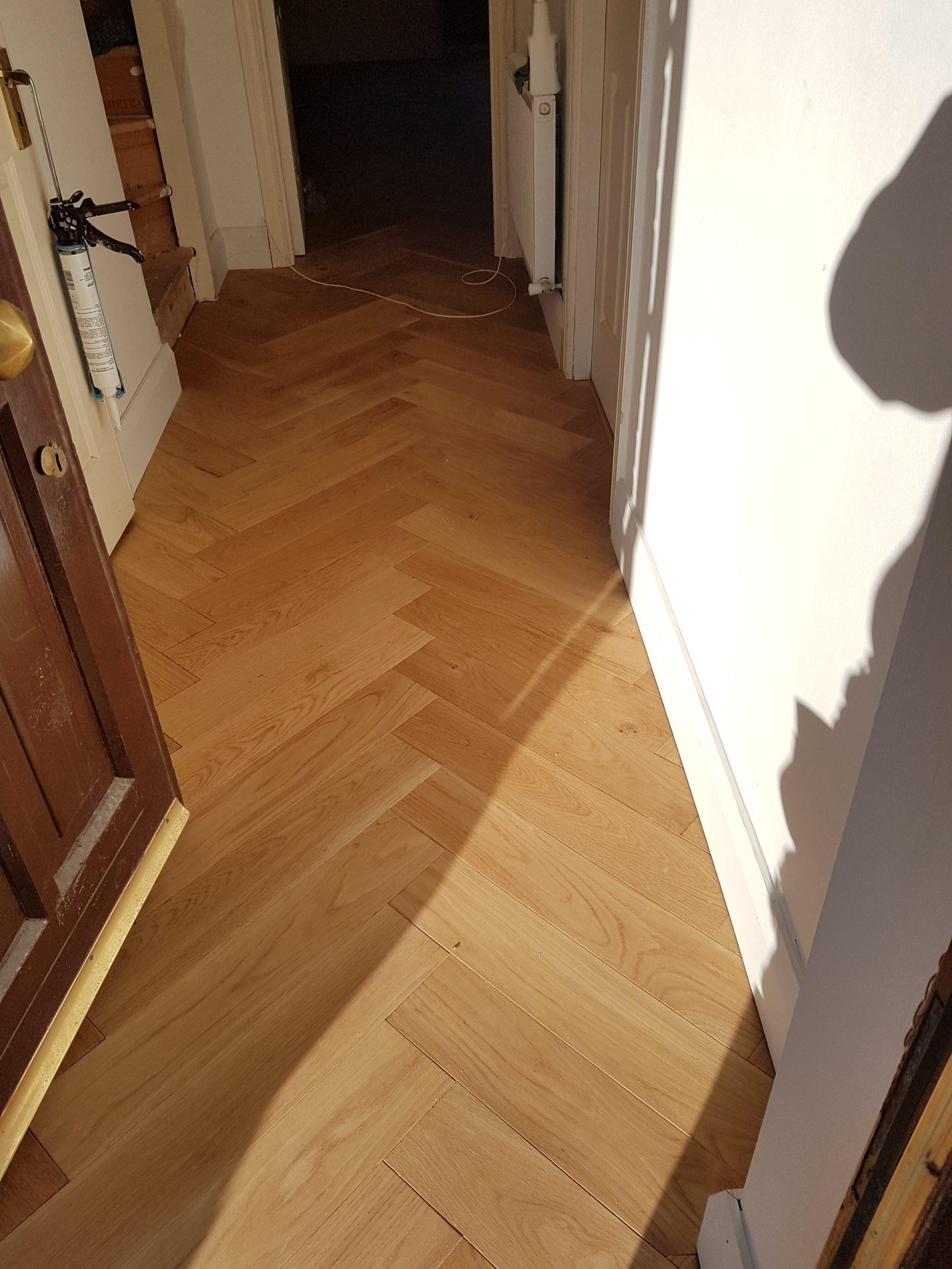 Herringbone flooring sandymount dublin
