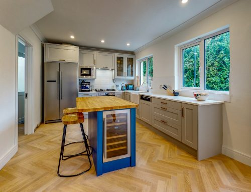 Blanchardstown Kitchen and House Renovation