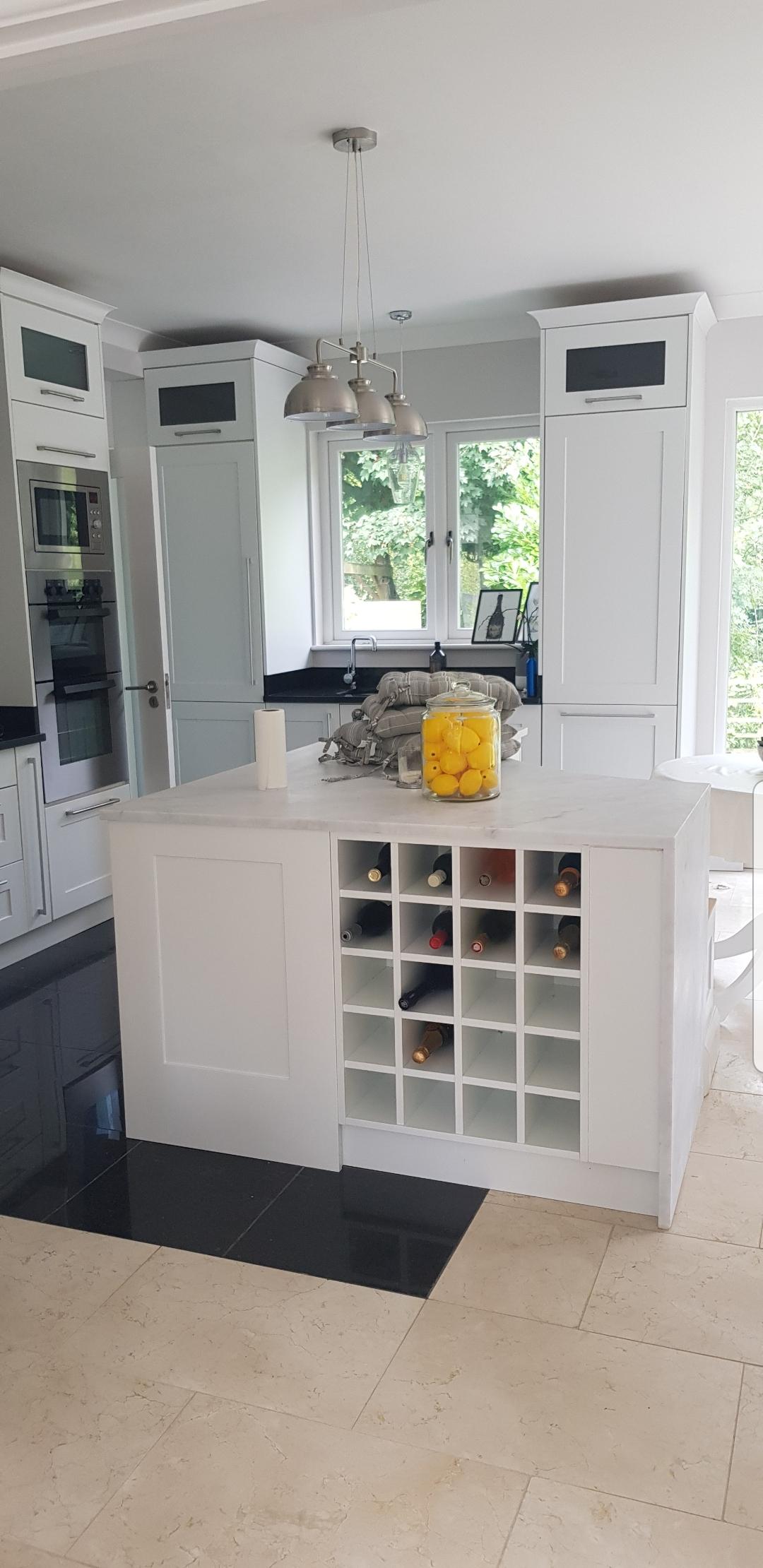 wine rack enniskerry kitchen