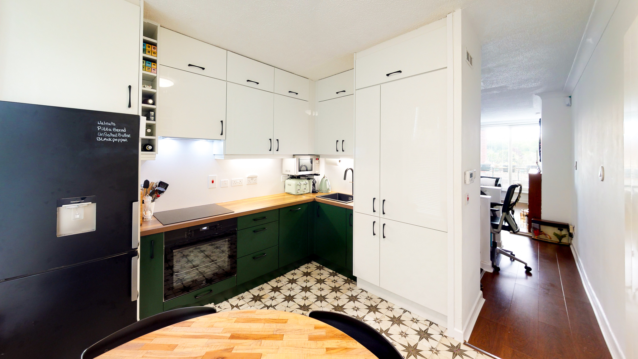 modern form kitchens